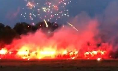 Een groots vuurspektakel in coronatijden? Fans van Duitse traditieclub in de problemen tonen hoe het kan