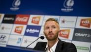 """Wim De Decker bereidt zich al voor op uitdaging bij AA Gent: """"Ik zal Jess Thorup vaker zien dan mijn eigen vrouw"""""""