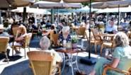 Belgen genieten van terrasjes in Nederland, maar grote invasie blijft uit