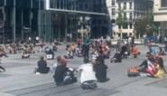Toch enkele honderden deelnemers voor geannuleerde 'Black Lives Matter'-betogingen in Brussel en Gent