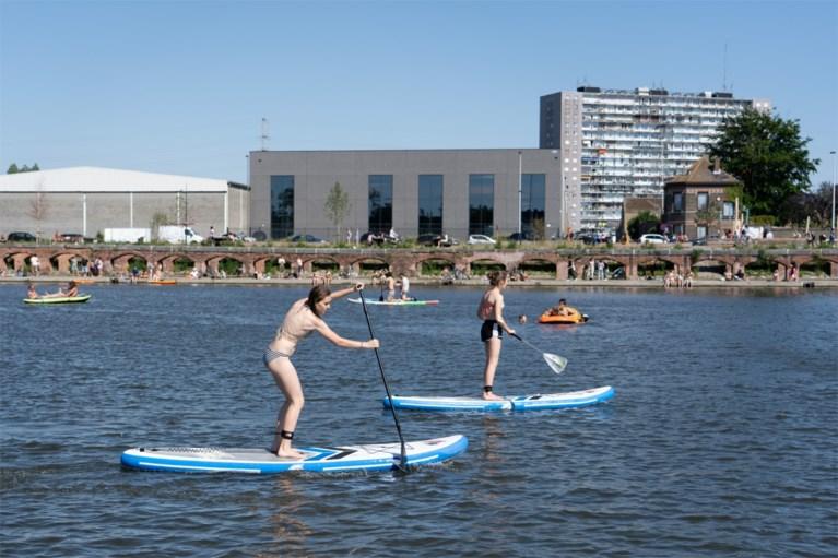 Welkom op Plage Houtdok: dit is de nieuwe hotspot van Gent