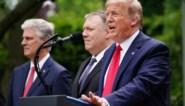 """China gaat in """"tegenaanval"""" na verklaringen Trump over nieuwe wet in Hongkong: """"Laat Koude Oorlog-mentaliteit varen"""""""