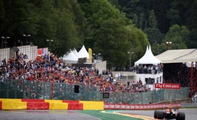 Francorchamps verlengt F1-contract tot 2022