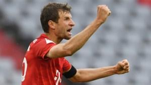 18 assists en 7 goals, maar Duitse bond doet deur helemaal dicht voor Thomas Müller