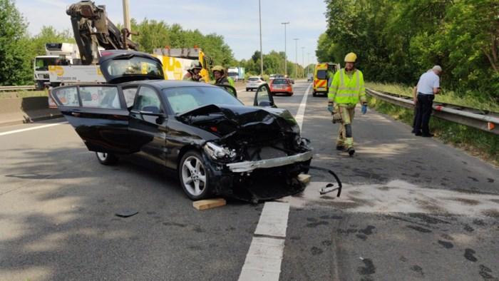 Verkeershinder op E313 na twee ongevallen in drie kwartier