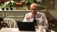 'Thuis'-acteur Peter Rouffaer na corona weer in het ziekenhuis