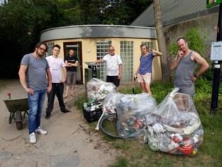 """Buurt kuist afval in Astridpark op: """"Ik word hier triest van"""""""