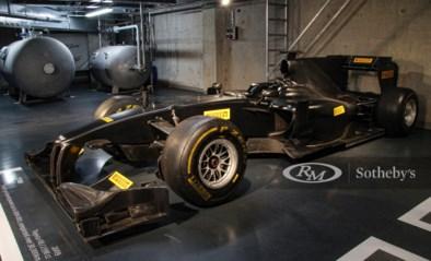 FIA organiseert veiling voor strijd tegen COVID-19: Toyota F1-bolide is pronkstuk