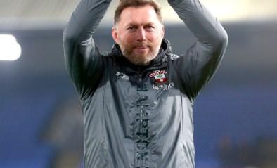 Ralph Hasenhüttl (ex-Mechelen en -Lierse) blijft tot 2024 trainer van Southampton