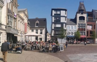 Stad breidt terrassen en autovrije straten uit om horeca te steunen