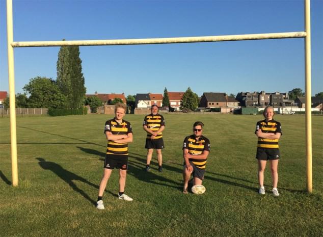 """Rugbyclub werft volop nieuwe leden: """"Jeugd heeft meer dan ooit nood aan wat extra sociaal en fysiek contact"""""""