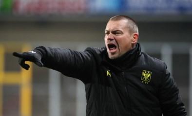 STVV neemt afscheid van coach Milos Kostic
