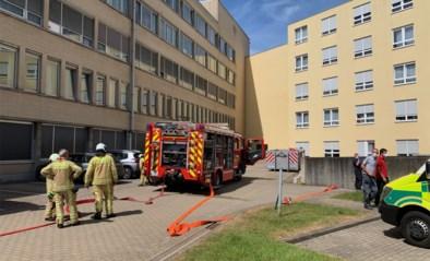 Brandweer rukt uit voor rookontwikkeling aan rusthuis