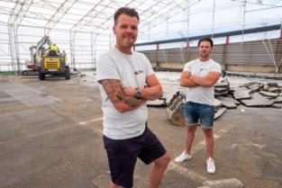 Kempens bedrijf bouwt enorme overkapping op Waasland Shopping tijdens vernieuwing van parkeerdak
