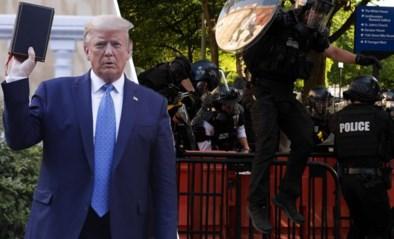 """Het leger inzetten tegen eigen burgers als laatste strohalm voor Donald Trump: """"Hij is de regie compleet kwijt"""""""