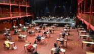 Studeren in de Ancienne Belgique: voor één keer vragen de bezoekers geen bisnummer