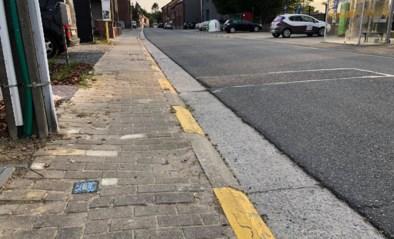 Tweede deel van de Schoolstraat krijgt nieuwe trottoirs
