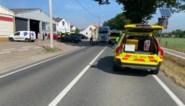 Motorrijder zwaargewond bij ongeval in Wuustwezel