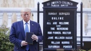 """Steunbetuiging van Trump op """"speciale plaats"""" na dood George Floyd werkt averechts: """"Lijkt reality show voor hem"""""""