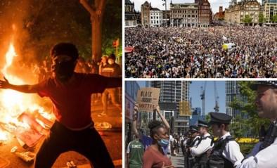 """Zwarte protest uit Amerika slaat over naar Europa: """"Europeanen denken dat ze minder racistisch zijn, maar niets is minder waar"""""""