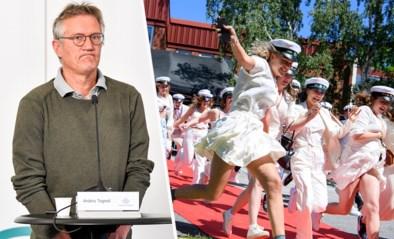 """""""Zijn er te veel Zweden overleden?"""": waarom de cijfers bloedrood zijn, na lange reputatie als 'lichtend voorbeeld'"""