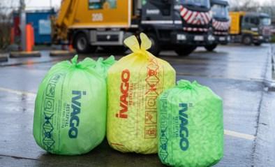 Opgelet: Ivago neemt gele vuilniszakken vanaf 1 juli niet meer mee
