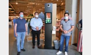 Digitale portier waakt over veiligheid winkelbezoekers