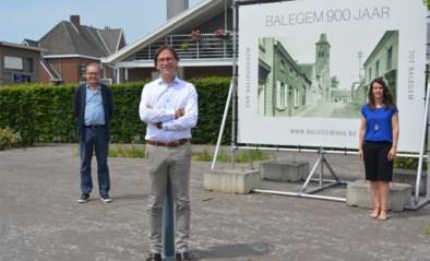Aangepast programma '900 jaar Balegem' krijgt vorm