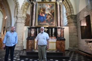 Schilderij Van Dyck terug na grondige restauratie