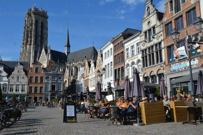 Stad Mechelen stelt actieplan op voor heropening horeca: terrassen uitgebreid, straten en pleinen fietsvrij