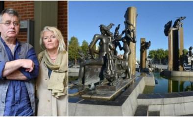 """Kunstenares eist miljoen euro schadevergoeding voor gestolen beeldengroep: """"Stukje erfgoed werd gewoon vernietigd"""""""