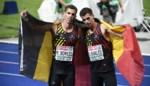 Kevin en Jonathan Borlée gaan nog minstens door tot 2022