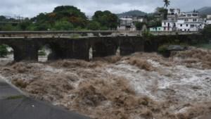 Al 26 doden in Centraal-Amerika door tropische storm Amanda