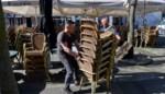 Gentse horeca mag terras verdubbelen, stad overweegt parkeerplaatsen te schrappen