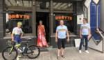 Horeca houdt actie om heropening te promoten (met Miss België en profwielrenner Jan Bakelants)