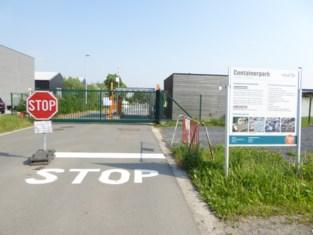 Nu 5 bezoekers per kwartier in recyclagepark