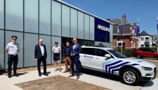 Twee nieuwe voertuigen in wagenpark politie