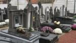 Begraafplaatsen minder toegankelijk wegens ontruiming