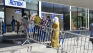 Medewerker Action in ziekenhuis geslagen door klant na discussie over coronamaatregel: man wilde met zijn hele gezin binnen