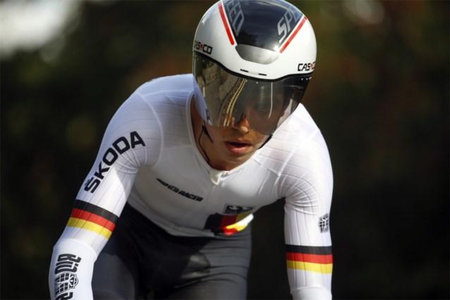 Team Sunweb strikt 17-jarig Duits toptalent Marco Brenner