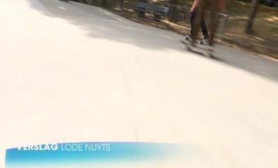 Gloednieuw skatepark aan Warande in Diest open