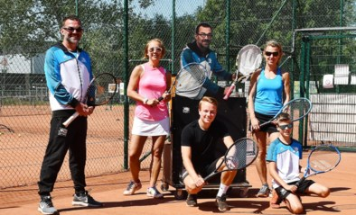 Tennisclub lokt vijftigplussers met Sabine Appelmans als meter