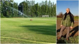 """Verhitte discussie over besproeiing voetbalvelden: """"We willen onze investering niet verloren laten gaan"""""""