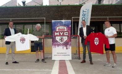 Nieuwe sponsor, logo en truitjes voor ijshockeyploeg HYC