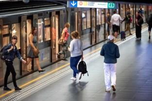 "Openbaar vervoer is grote verliezer van coronacrisis, maar er is een oplossing: ""Toon drukte van metrotoestel in real time"""