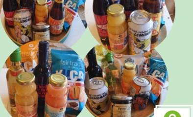 Wereldwinkeljongeren leveren 'Aperitiefpakketten' op Vaderdag aan huis