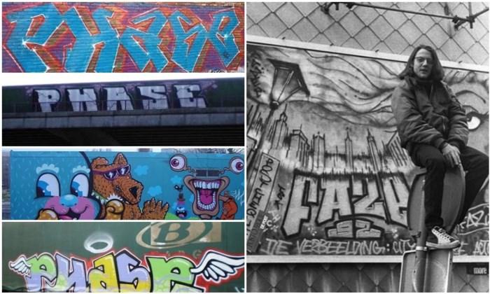 """Grondlegger van Gentse graffitiscene is niet meer: """"De heerser die altijd bescheiden bleef"""""""