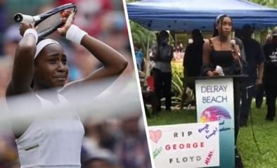 """Amper 16-jarig tennisfenomeen krijgt steun van Kim Clijsters na emotionele speech: """"Mijn dochter kan veel van jou leren"""""""