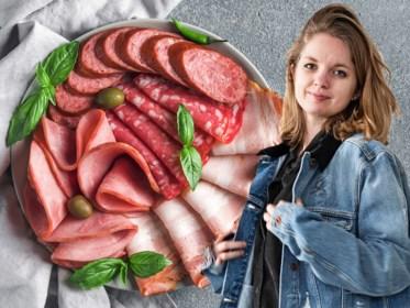 """Onze reporter probeert haar passie voor vlees en haar passie voor dieren te verzoenen: """"Het vlees is zwak, maar verdoeme, zo lekker"""""""