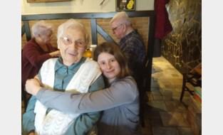 103-jarige Octavie die corona overwon, sterft na val